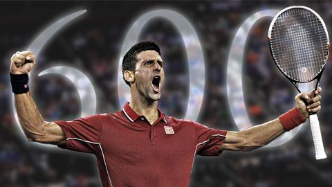 Thắng Raonic ở chung kết, Djokovic lần thứ 3 vô địch Paris Masters