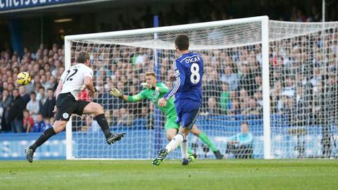 Chelsea: Oscar hồi sinh tuyệt vời