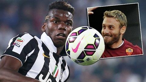 Pogba sẽ trở thành cầu thủ hưởng lương cao nhất Serie A