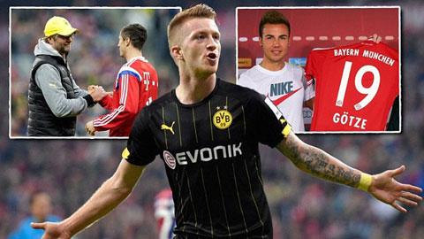 Bayern đánh bại Dortmund: Sự tham lam đang hủy hoại bóng đá