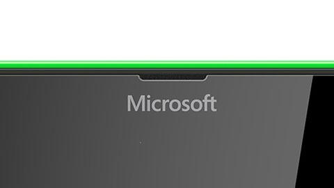 Lumia màn hình 5-inch đầu tiên chỉ có logo Microsoft sắp ra mắt