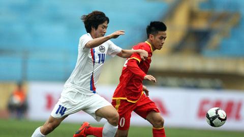 Việt Nam vs Sinh viên Hàn Quốc