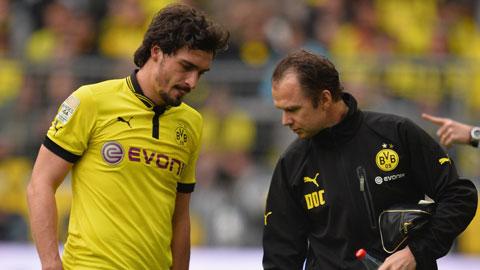 Dortmund, vì đâu nên nỗi?