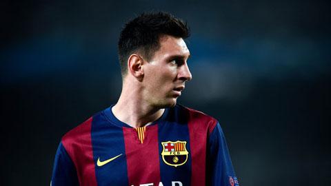 Messi gặp vấn đề về sức khỏe?