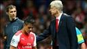 Arsenal 3-3 Anderlecht (Bảng D):