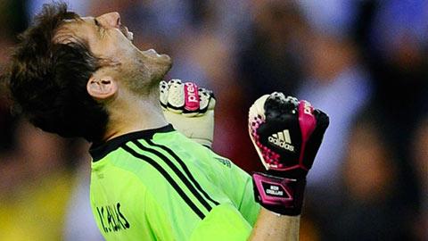 """""""Thánh Iker"""" kỳ vọng gắn bó với Real đến năm 40 tuổi"""