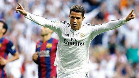 Ronaldo phá kỷ lục ghi bàn tồn tại... 79 năm của La Liga