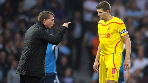 Gerrard bị cho