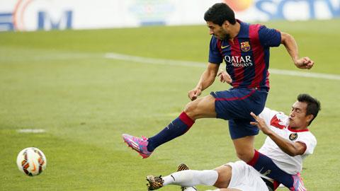 Suarez vẫn