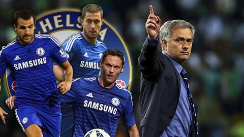 """Chelsea: Mourinho nên tích cực chơi """"xếp hình"""""""
