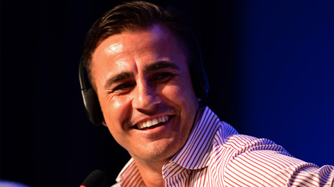 Fabio Cannavaro kế nhiệm Lippi tại Guangzhou Evergrande