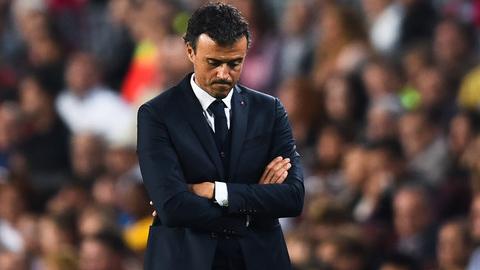 Enrique đang mất kiểm soát ở Barcelona?