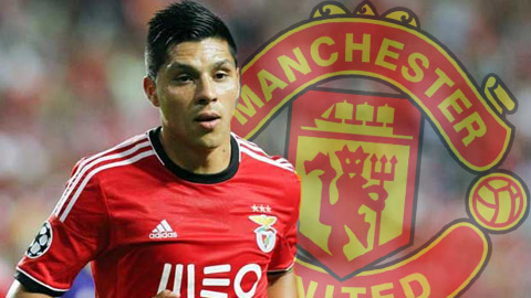 M.U sẵn sàng chi 23,5 triệu bảng mua Enzo Perez