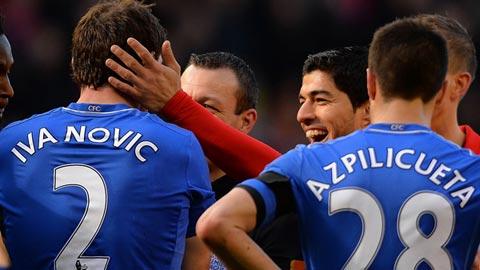 Luis Suarez vạch trần