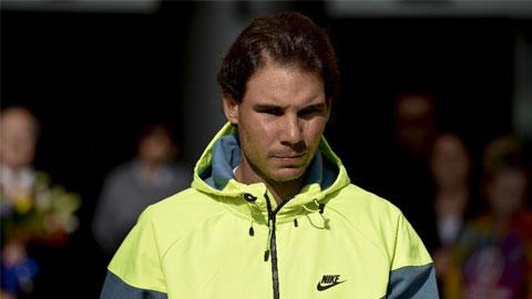 """""""Ông Vua sân đất nện"""" Nadal xuất viện"""