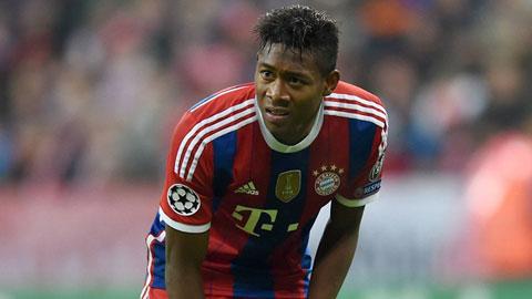 Bayern có thể mất Alaba từ 3 đến 4 tháng