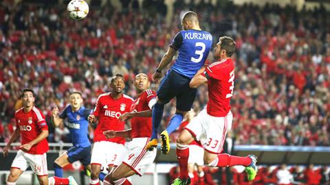 Monaco thua trận đầu tiên Champions League: Có tất cả, trừ bàn thắng!