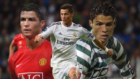 Sporting chỉ nhận được nửa tiền bán Cris Ronaldo cho M.U