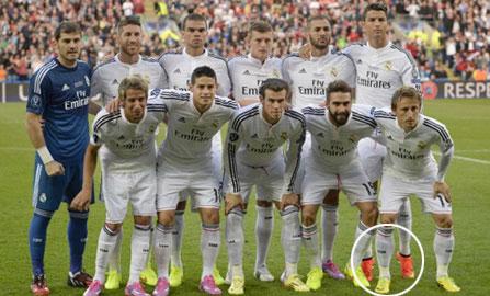 Ronaldo thích kiễng chân để