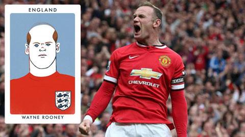 Dung nhan Messi, Ronaldo, Ibrahimovic & Rooney... ở thập niên 70 ra sao?