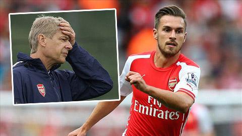HLV Wenger cảnh cáo Ramsey nên làm đúng bổn phận