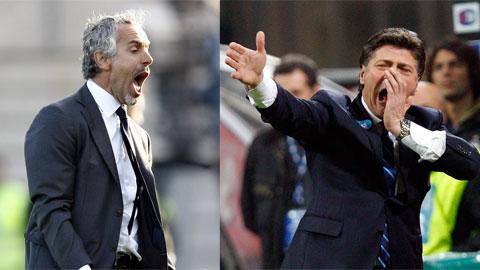 Donadoni và Mazzarri: Bộ đôi hoàn cảnh