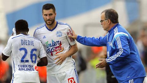 Hai ngày trước trận Derby nước Pháp: Marseille đang đuối sức?