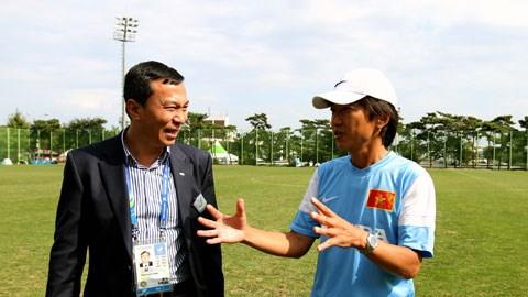 Phó Chủ tịch VFF - Trần Quốc Tuấn: