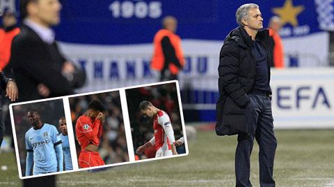 Arsenal, Chelsea, Liverpool, Man City sẽ thế nào vào dịp Giáng sinh?