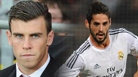 Lý do Bale vẫn được Ancelotti tin tưởng hơn Isco