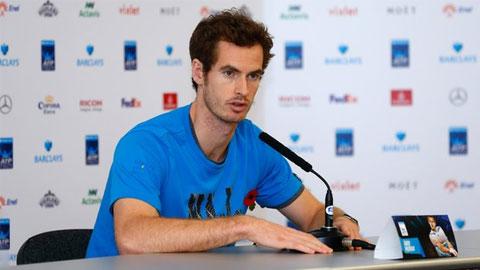 Liệu Murray có làm chuyện tại World Tour Finals?