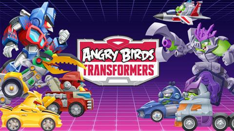 """Ứng dụng hay tháng 11: Game hành động """"Angry Birds Transformers"""""""