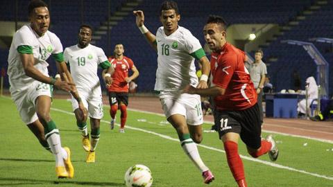 Diện kiến nhà vô địch AFC Challenge Cup 2014