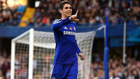 Chấm điểm trận Liverpool 1-2 Chelsea: Không ghi bàn, Oscar vẫn hay nhất