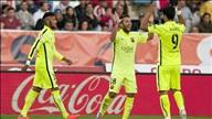 Almeria 1-2 Barcelona: Ngược dòng thành công