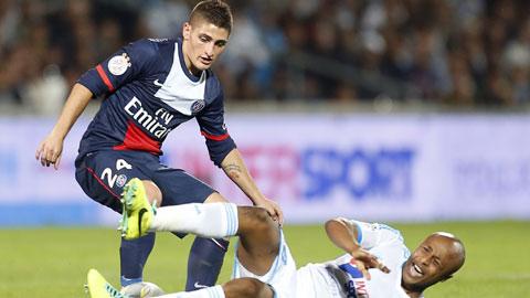 03h00 ngày 10/11, PSG vs Marseille: Marseille rơi mặt nạ
