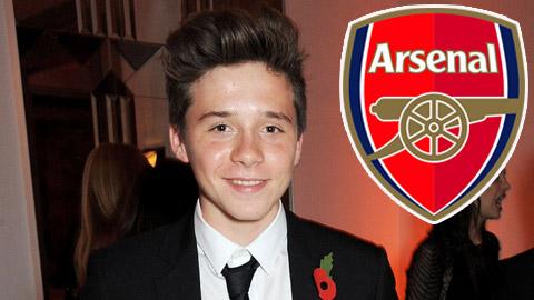 M.U và Chelsea vuột mất cầu thủ trẻ Beckham về tay Arsenal