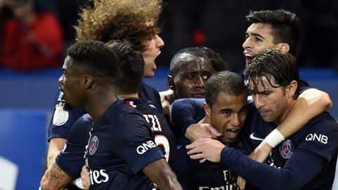 PSG 2-0 Marseille: Kéo dài mạch bất bại