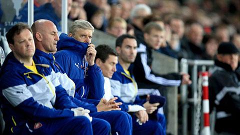 Chiến thuật của Arsenal lạc lối