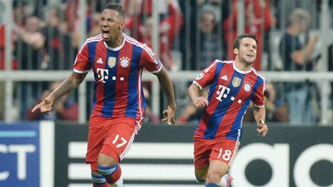 "Jerome Boateng lập kỷ lục trong màu áo Bayern: ""Ngài bất bại"" Jerome Boateng"