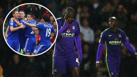 """""""Man City sẽ trở lại, nhưng không thể theo kịp Chelsea"""""""