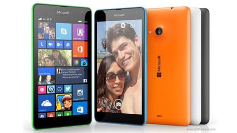 Lumia 535 ra mắt với giá 2,9 triệu đồng