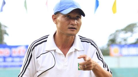 HLV Ngô Quang Trường nhận lời dẫn dắt SLNA