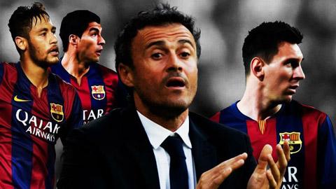 10 sai lầm của Luis Enrique ở Barca