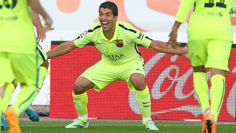 Chuyền bóng, phẩm chất tiềm ẩn của Luis Suarez