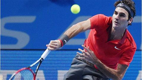 Vòng bảng ATP World Tour Finals: Nishikori không thể cản nổi Federer
