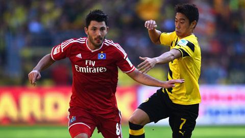 Nhìn lại Bundesliga 2014/15 qua 1/3 chặng đường: Giải đấu trước ngã rẽ!