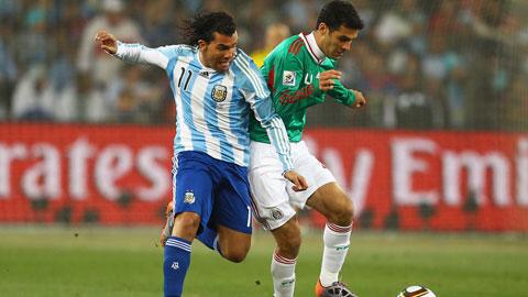 Argentina: Tevez trở lại, liệu có... lợi hại?