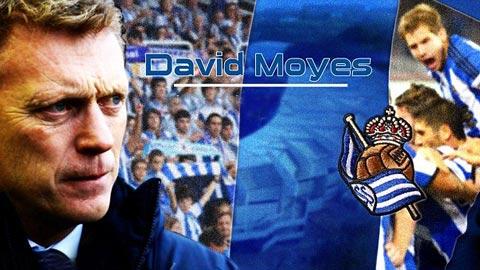 Điều gì chờ đợi Moyes ở Sociedad?