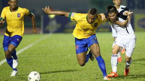 SC Capixapa và SHB.ĐN dắt nhau vào bán kết BTV – Number One Cup 2014